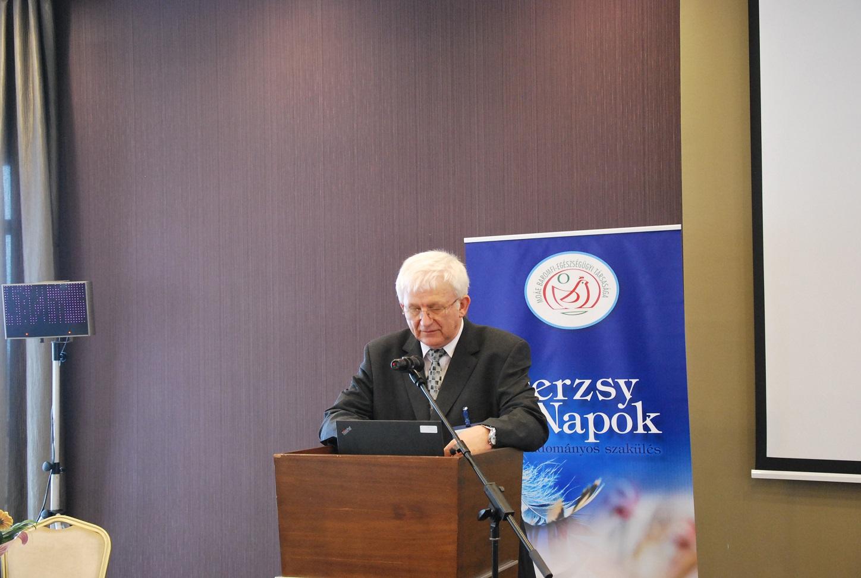 Paljak János - Elnöki megnyitó